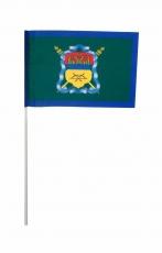 Флажок на палочке «Оренбургское казачье войско» фото