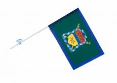 Флажок в машину с присоской Оренбургское казачье войско фото