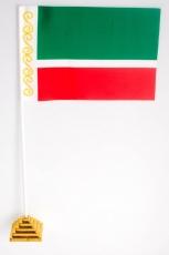 Флажок настольный Чеченской республики фото