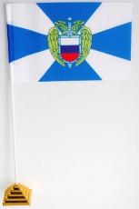 Флажок настольный «Федеральная служба охраны ФСО» фото
