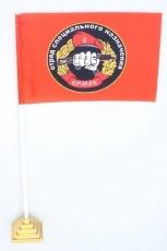 Флажок настольный Спецназа ВВ 19 ОСН Ермак фото