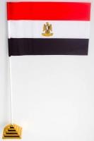 Флажок настольный «Флаг Египта»