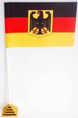 Флажок настольный Германия фото