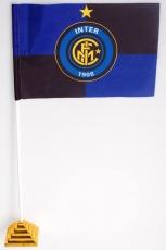 Флажок настольный «FC Inter» (Интер) фото