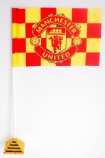 Флажок настольный Manchester United фото