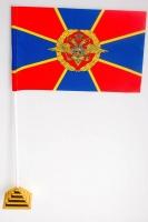 Флажок настольный МВД РФ