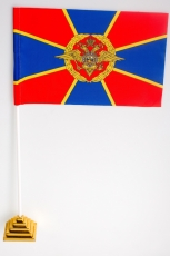 Флажок настольный МВД РФ фото