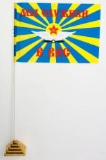 Флажок настольный «Мы служили в ВВС СССР» фото