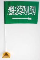 Флажок настольный Саудовской Аравии