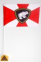 Флажок настольный ВВ Сибирское региональное командование
