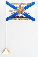 Флажок настольный БПК «Маршал Шапошников» ТОФ