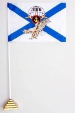 Флажок настольный ДШБ Морской пехоты фото