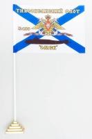 Флажок настольный К-186 «Омск» ТОФ