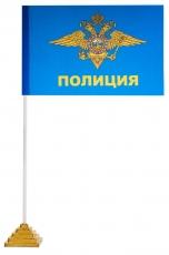 """Флажок настольный """"Полиция"""" фото"""