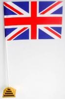 Флажок настольный Великобритания