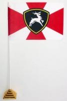 Флажок настольный ВВ Приволжское региональное командование