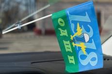 "Флажок с присоской ""1318 ОДШП ВДВ"" фото"