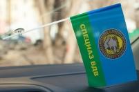 Флажок с присоской Спецназ ВДВ с девизом
