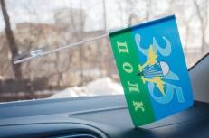 Флажок в машину с присоской 345 полк ВДВ фото