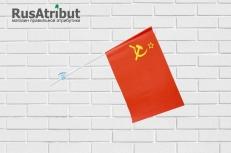 Флажок в машину с присоской СССР фото