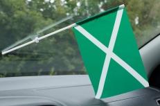 Флажок в машину с присоской Таможня фото