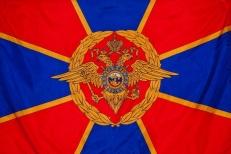 "Флаг ""МВД РФ"" фото"