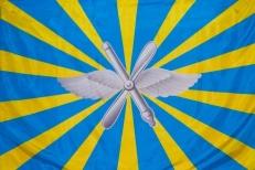 Флаг ВВС России фото