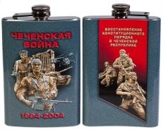 """Фляжка """"Чеченская война"""" фото"""