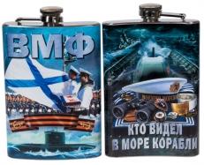 """Фляжка """"Военно-морской флот"""" фото"""