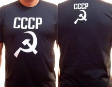 """Футболка """"СССР"""" """"Серп и Молот"""" фото"""