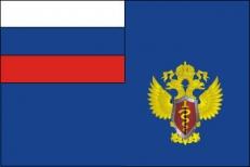 """Флаг """"Федеральной Налоговой Службы РФ"""" фото"""