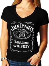 """Футболка женская """"Jack Daniels"""" фото"""
