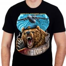 """Футболка ВДВ """"Медведь"""" фото"""