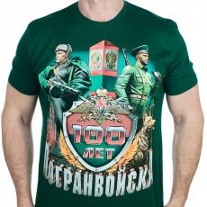 Футболка Пограничнику на юбилей Погранвойск фото