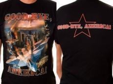"""Футболка """"Good bye America"""" фото"""