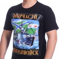 """Футболка """"Морчасти Погранвойск"""" фото"""