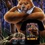 "Прикольная футболка для охотника ""На охоте я..."""