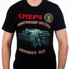 Футболка Ракетных войск и Артиллерии РВиА фото