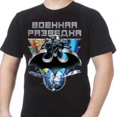 """Футболка """"Военная Разведка РФ"""" фото"""