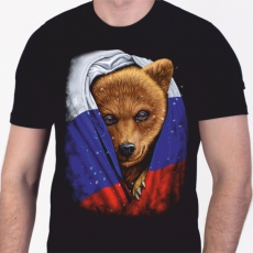 "Футболка ""Россия - мама"" фото"
