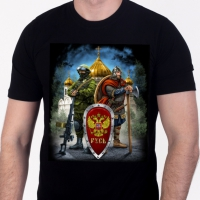 "Футболка ""Русь"""