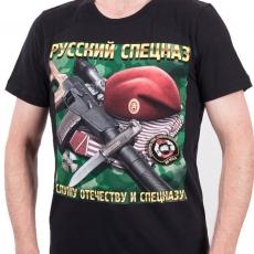 Футболка «Русский Спецназ» фото