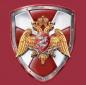 Футболка Росгвардии с гербом