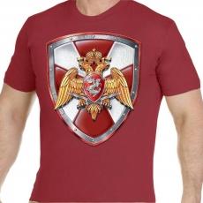 Футболка Росгвардии с гербом фото