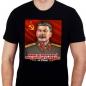 """Футболка """"Сталин И.В."""" """"Наше дело правое! Победа будет за нами"""" фотография"""