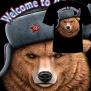 """Футболка """"Welcome to Russia"""""""