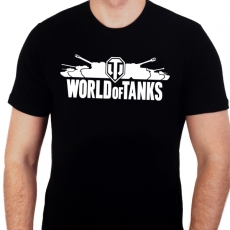 "Футболка ""World of Tanks""  фото"