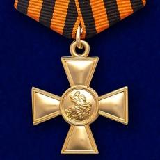 Георгиевский крест I степени  фото