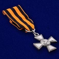 Первый Георгиевский крест фото