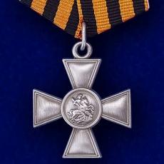 Георгиевский крест 3 степени фото